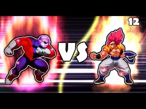 Gogeta Red vs Jiren Bc16d807-8512-485e-8897-c262005a05da