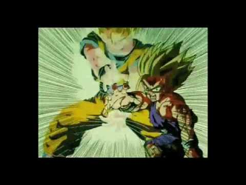 Dragon Ball Z Full opening (english) - With Lyrics