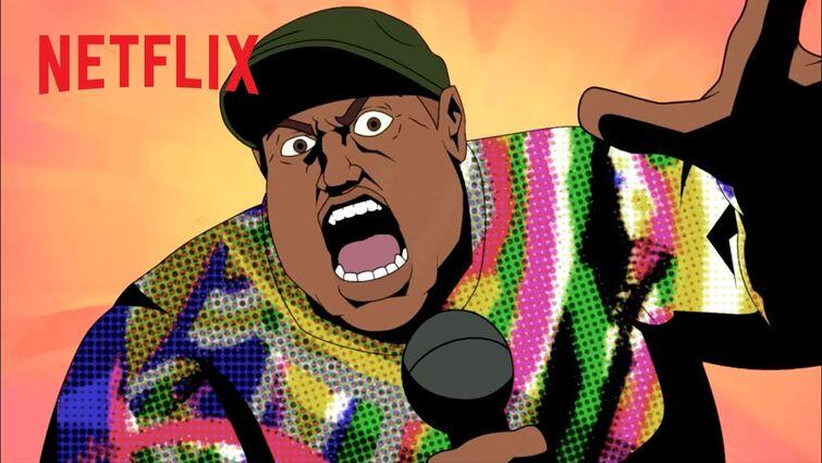 Biggie: I Got a Story to Tell | Animated Battle | Netflix