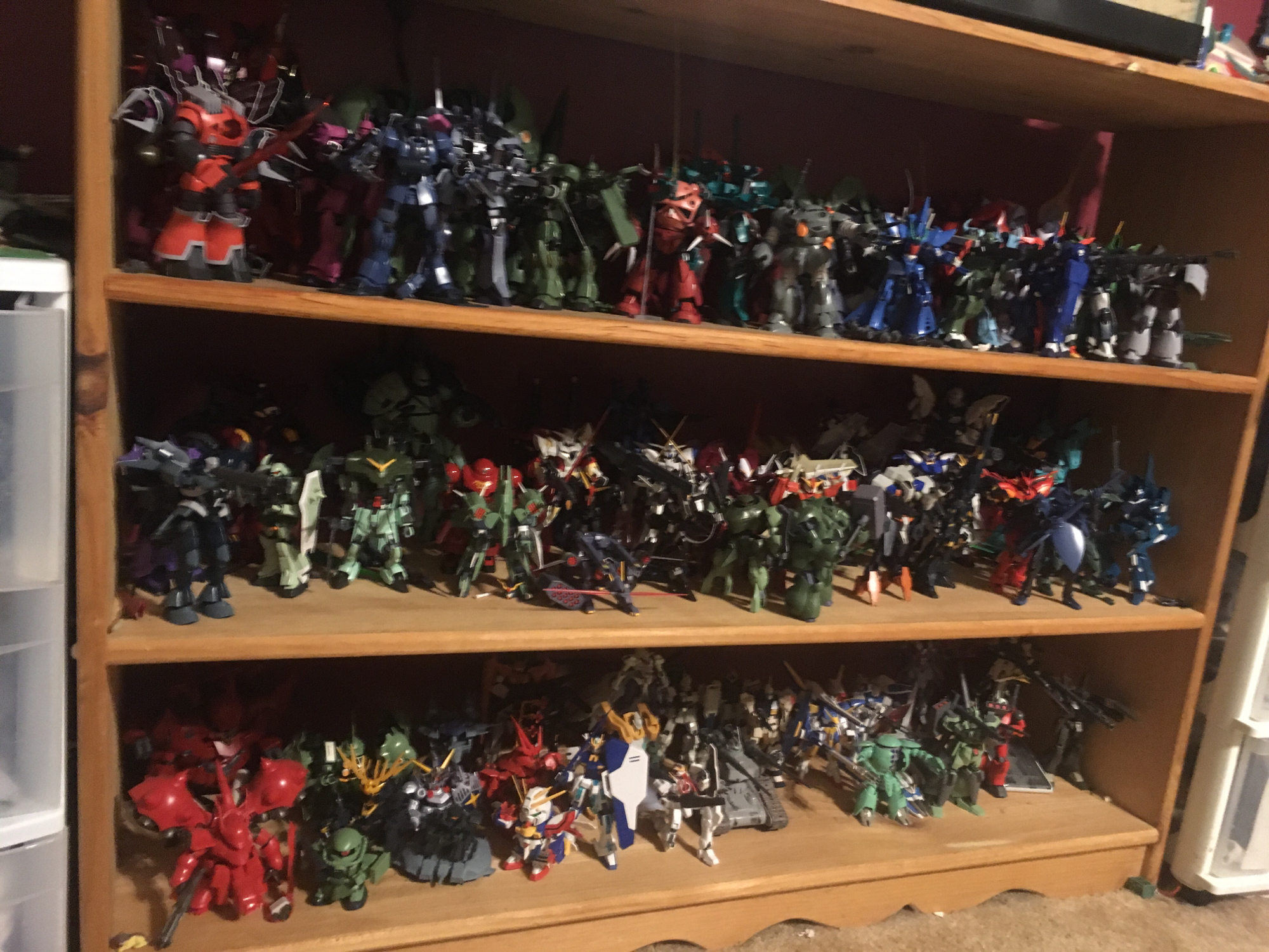 Gunpla Collection