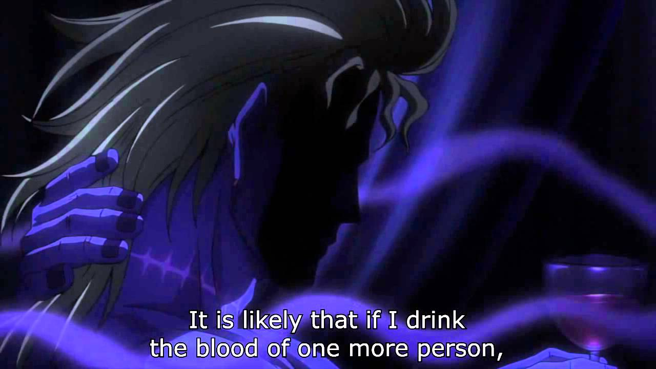 The Spirit of Emptiness, Vanilla Ice - JoJo's Bizarre Adventure: Stardust Crusaders