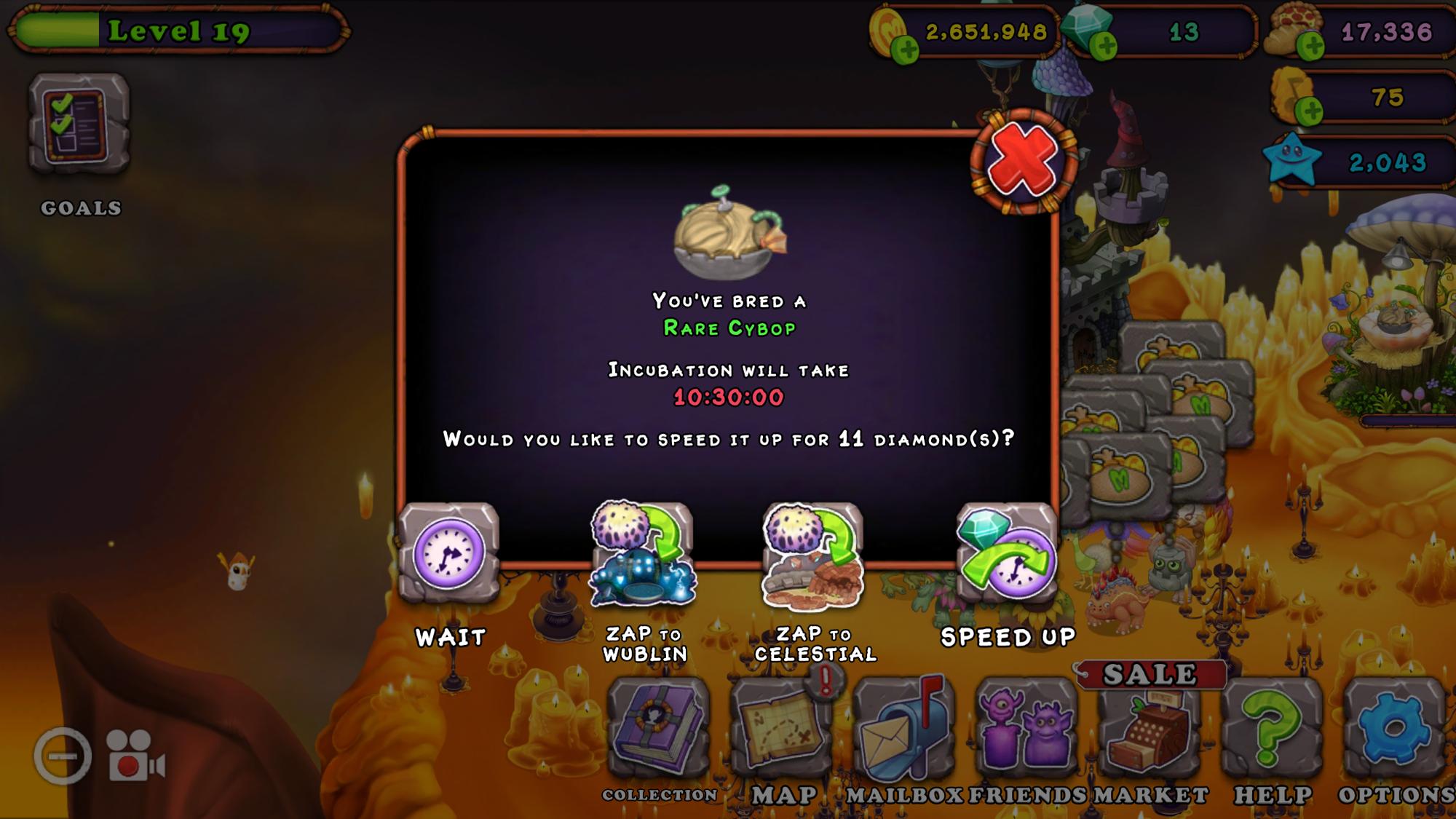 I Got Rare Cybop!!