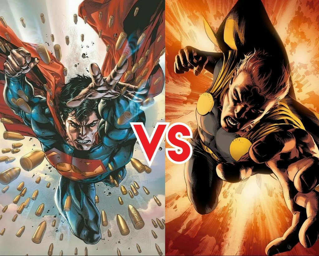 Overdone Match Up 3 Superman Vs Hyperion Superman Saga Part 3 Fandom