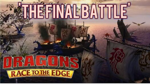 """""""The Best And Final Battle""""   Race To The Edge   Season 6!"""
