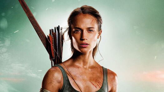 When FANDOM Came Face-To-Face With 'Tomb Raider' Queen, the Mother of Death