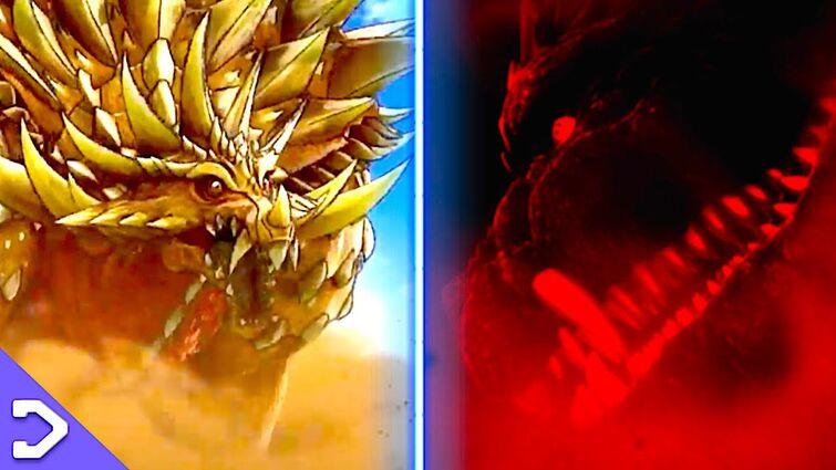 NEW Godzilla Series TRAILER BREAKDOWN + ANALYSIS! (2021)