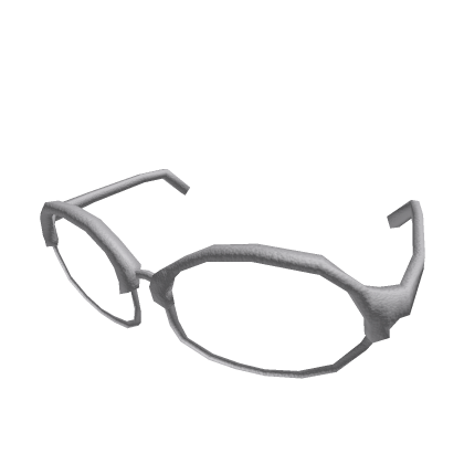 Transparent Roblox Vintage Glasses The Glasses That Pony Mimi And Beary Wear Arent Vintage Glasses