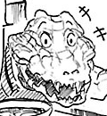 SiameseCrocodile