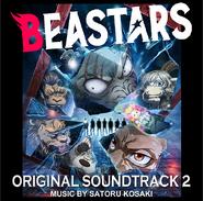 Beastars Original Soundtrack 2 (Cover)