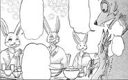Haru's Family and Legoshi (Manga) - 03