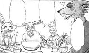 Haru's Family and Legoshi (Manga) - 05