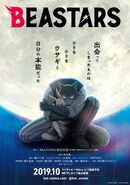 Beastars Anime Cover 1
