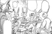 Haru's Family and Legoshi (Manga) - 01