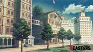 Campus de la Academia Cherryton (Anime)
