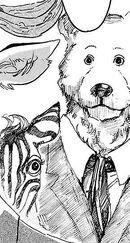 Primer diseño de Riz (Manga)