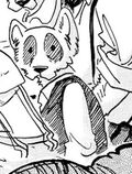 Rediseño de Mokichi (Manga)