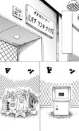 Rincón de los caninos de B-Strike (Manga)