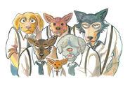 Caninos de la Habitación 701 (Artwork) 9
