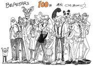 Especial 100 capítulos (Boceto)