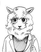 Rostro de Seven (Manga)
