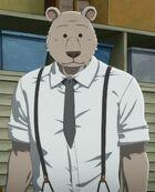 Rostro de Riz (Anime)