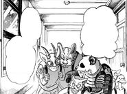 Melon siendo acosado en la escuela (Manga)