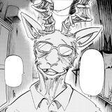 Rostro del Padre de Melon (Manga)