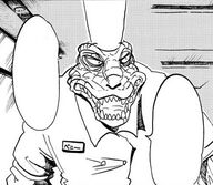 Benny en Beastars (Manga)