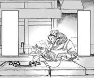 Luna y Benny discuten (Manga)