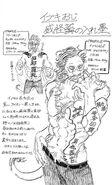 Perfil de Ibuki y Free (Manga)