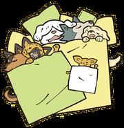 Caninos de la habitación 701 (Megahobby)