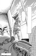 Melon tras asesinar a su madre (Manga)