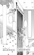 Rincón de las ardillas y los halcones de B-Strike (Manga)