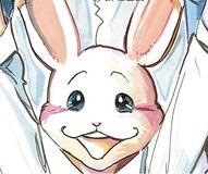 Rostro de Hal (Manga)