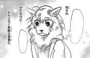 Seven llorando (Manga)
