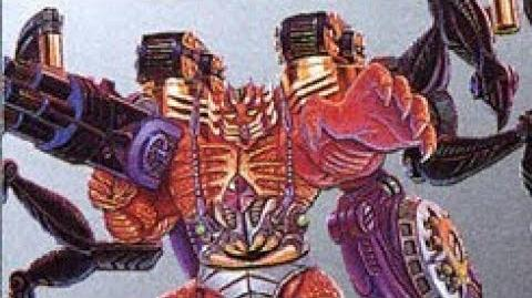 Transformers Beast Wars Transmetal Rampage Review
