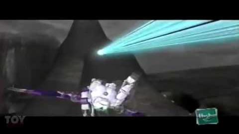 Beast Wars Megatron Vs Tigerhawk Commercial