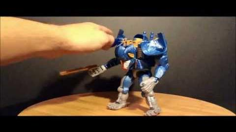 Transformers Beast Wars 2 Apache Review