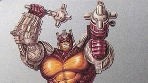 Transformers Beast Wars Transmetal Optimus Primal Review