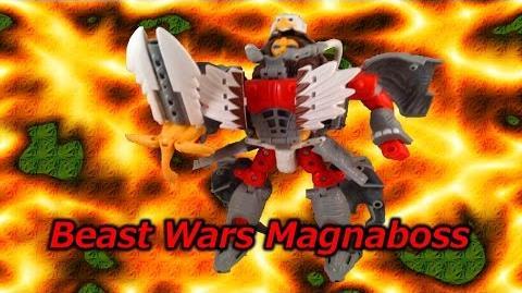Transformers Beast Wars Magnaboss Review