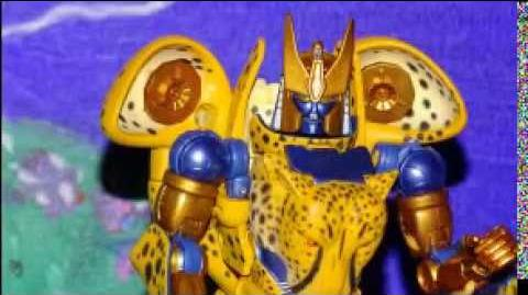 Beast Wars Stop Motion(Intro)