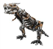 AOE-inspired G1 Grimlock T-Rex Mode