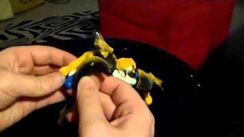 Transformers review Beast wars K9