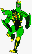 Beast Wars Ursa Major
