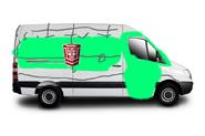Delivery Van Autotroooper