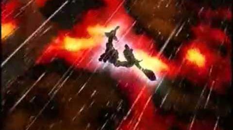 Beast Wars Scorponok and Terrorsaur Died