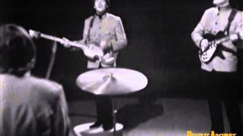 The Beatles on Top Of The Pops - 15 April, 1965 - Surviving Extract - HQ Best Quality-0