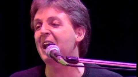 Paul McCartney - Let It Be , Live Aid (1985)