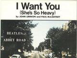 I Want You (She's So Heavy)