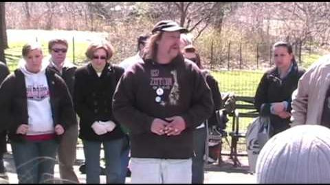 John Lennon memorial, Central Park - Strawberry Fields, Imagine mosaic, Dakota Apartments